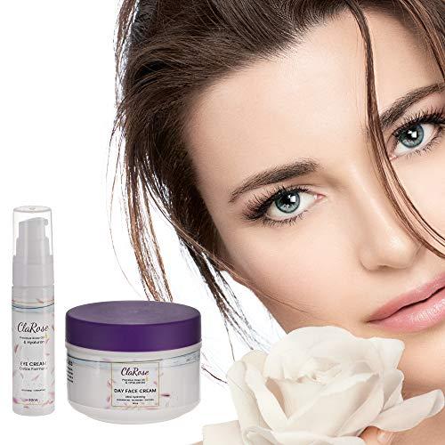 ClaRose-Kit-pour-le-visage-anti-age-a-l-039-acide-Kit-Rose-oil-and-Hyaluron miniature 5