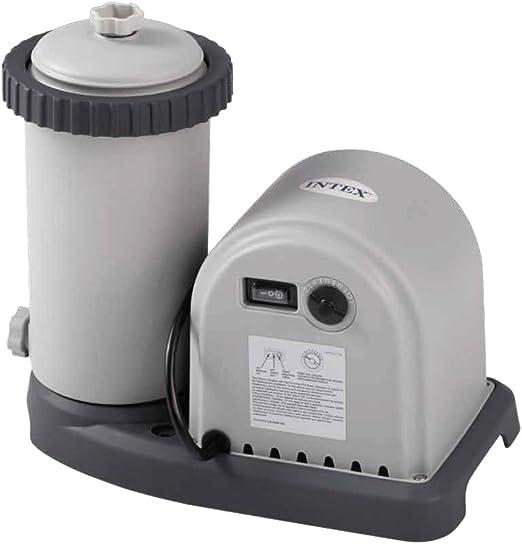 INTEX 28636 Depuradora de cartucho Filtros tipo A, 5678 L/h ...