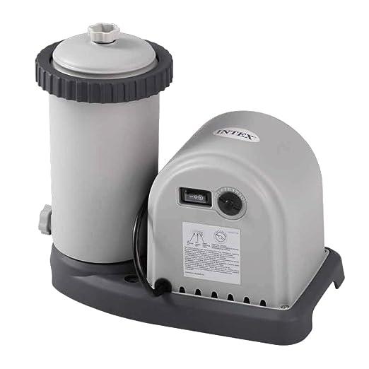 Intex 28636 - Depuradora de cartucho tipo A 5.678 litros/hora: Amazon.es: Jardín
