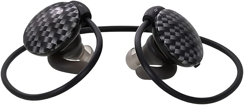 AUSDOM S03 Bluetooth Auriculares con micrófono inalámbrico deporte Stereo Auriculares In-Ear Manos Libres Función para Universal Smartphone Tablet PC: Amazon.es: Electrónica
