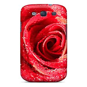 Galaxy S3 Case Cover With Shock Absorbent Protective APpuCAG1588dCBlY Case