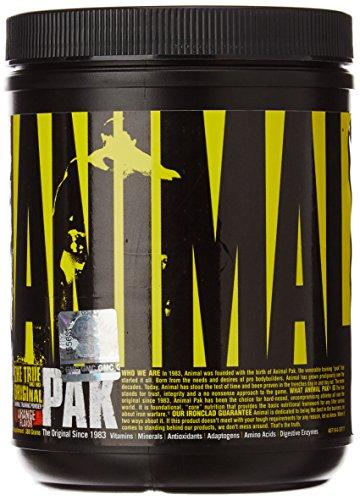 Universal Nutrition Animal Pak Sports Nutrition Multivitamin Supplement Powder Orange 44 Count Delicious Animal