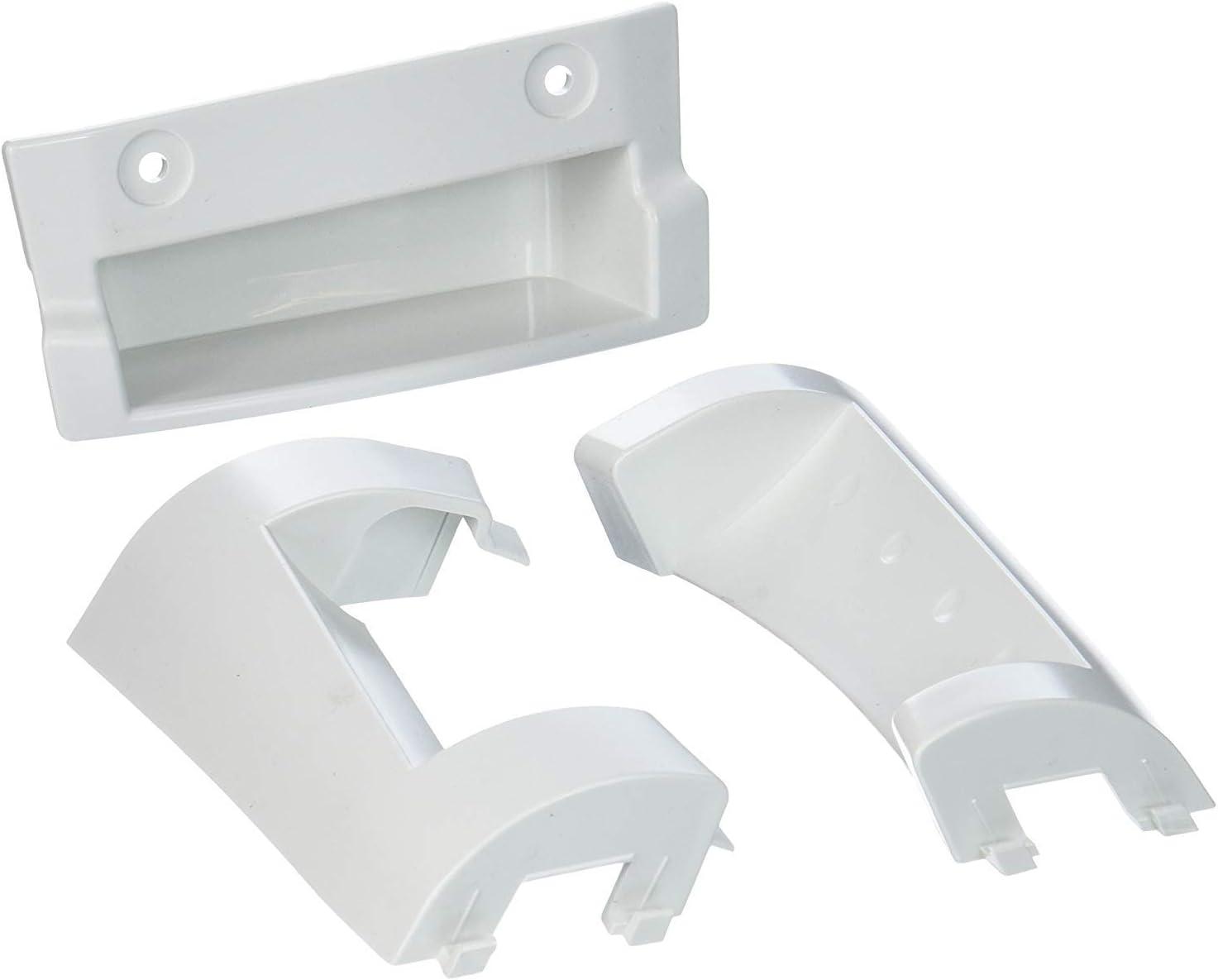 Lifetime Appliance 8530070 Dryer Door Reversal Kit Compatible with Whirlpool Dryer [Upgraded]
