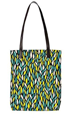 Snoogg Strandtasche, mehrfarbig (mehrfarbig) - LTR-BL-3916-ToteBag