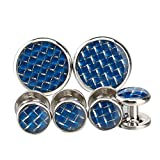 Argositment Fashion Cufflinks and Studs Set for Men with Packing 2pcs cufflinks & 4 pcs Studs
