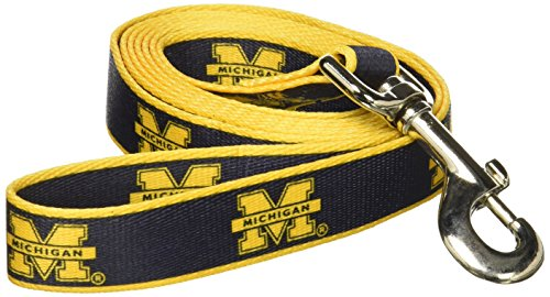 NCAA Michigan Wolverines Dog leash, Medium/Large  - New Design