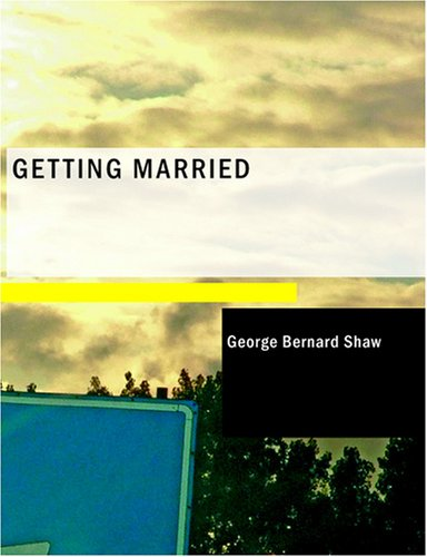 Getting Married pdf epub