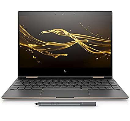 HP 13-ae503TU Spectre x360 3ME46PA#ACJ Core i7 512GB 16GB Windows 10 Pro 13.3 Inch integrated graphics
