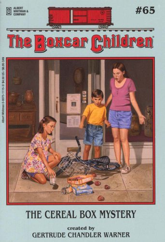 The Cereal Box Mystery (Boxcar Children Mysteries) - Book #65 of the Boxcar Children