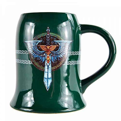 - Warhammer 40,000 Tankard Mug - Dark Angels