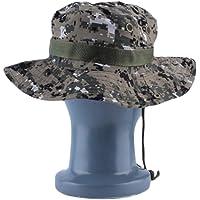 UVYANG Unisex Bucket Hat Mujeres Hombres Sombrero Pesca