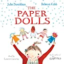 The Paper Dolls Audiobook by Julia Donaldson Narrated by Lauren Laverne