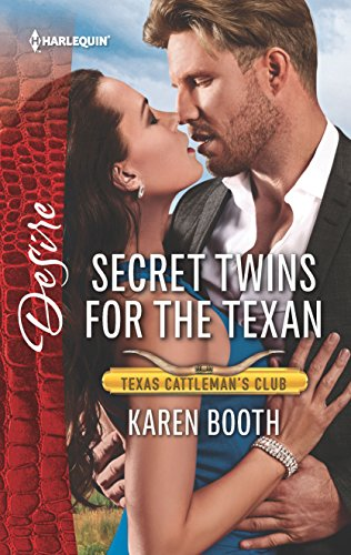 Secret Twins for the Texan (Texas Cattleman's Club: The Impostor)