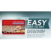 $100 Costco Cash Card - No expiration date - Brand new from Costco ...