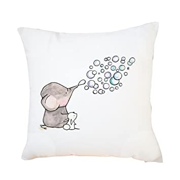 Amazon.com: dirance manta decorativa fundas de almohada 45 x ...
