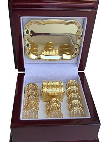 Angelitos de Mexico Gold-Plated Arras for Wedding, Wedding Coins Unique Handmade Elegant Novelty Coins