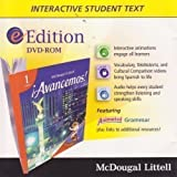 Avancemos! Level 1: Interactive Student Text (Spanish Edition)