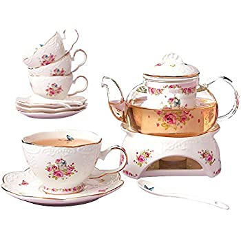 Image result for tea set jusalpha rose
