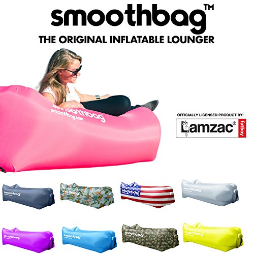 SmoothBag Portable Inflatable Headrest festivals product image