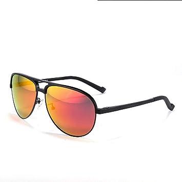 Gafas de Sol de los Hombres, Nueva aleación de Aluminio ...