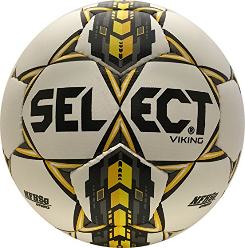 (SELECT Viking Soccer Ball - Size 5 White/Yellow)