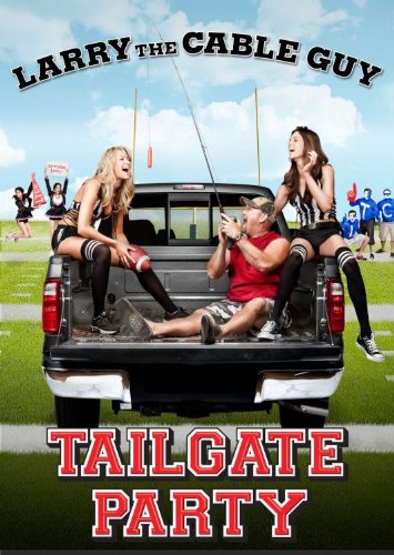 DVD : Larry the Cable Guy - Tailgate Party (DVD)