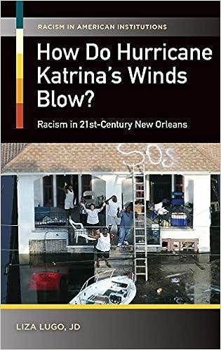Amazon.com: How Do Hurricane Katrinas Winds Blow?: Racism ...