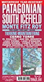 Patagonia South Icefield Trekking Mountaineering (Spanish and English Edition)
