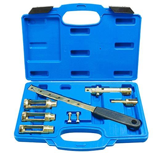 FreeTec Engine Valve Spring Tensioner Set Valve Stem Seal Change De-assembly Compressor Tool: Amazon.co.uk: DIY & Tools