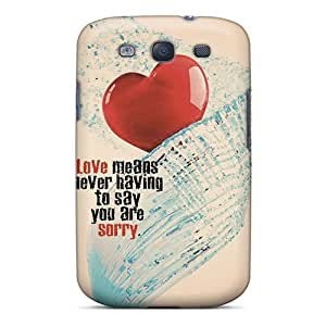 Galaxy Case New Arrival For Galaxy S3 Case Cover - Eco-friendly Packaging(KBq7797yNdc)