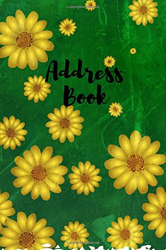 "Address Book: For Contacts, Addresses, Phone Numbers, Emails & Birthday. Alphabetical Organizer Journal Notebook Diary, For Men, Women, Teens, Boys, Girls, 6""x9"" Paperback: Volume 29 (Address Books) Paperback – 12 Jul 2018 Graceland Journals 1722874074"