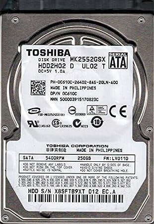 TOSHIBA MK2552GSX WINDOWS 7 X64 DRIVER