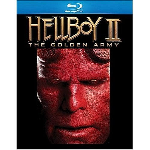 Hellboy II: The Golden Army (2 BLU-RAY Set) Widescreen