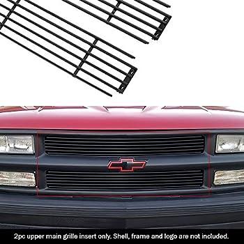 Fits 1994-1999 C//K Pickup//Suburban//Blazer//Tahoe Billet Grille 95 96 97 98#C85011A