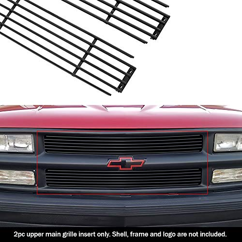 95 chevy 1500 black grill - 5