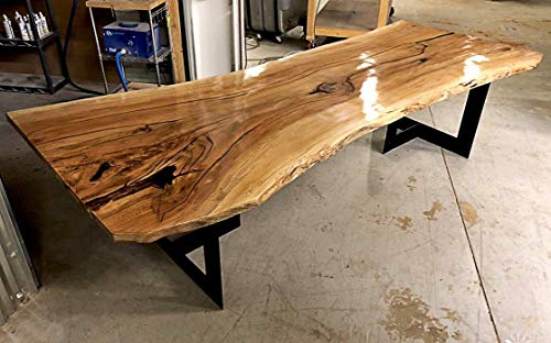 Conference Table, Live Edge Table, Table for Meeting Room, Business Table, Conference Room Furniture