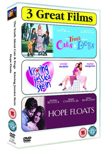 (The Truth About Cats Dogs/Kissing Jessica Stein/Hope Floats [Import anglais])