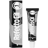 Refectocil Eyelash / Eyebrow Tint, Black, 15ml, Ea