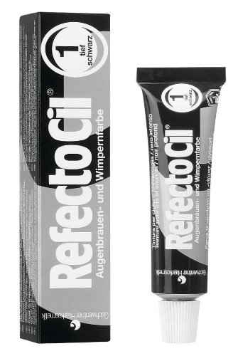 RefectoCil Cream Hair PURE BLACK product image