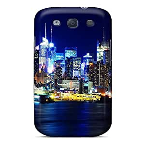 Cute CarlHarris Manhattan New York (hdr) Cases Covers For Galaxy S3