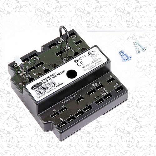 - Honeywell, Inc. W7212A1009 Demand Control Ventilation Economizer Logic Module