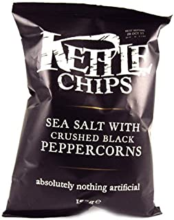 product image for Kettle Chips Sea Salt & Peppercorn 150g