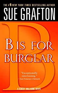 B is for Burglar: A Kinsey Millhone Mystery