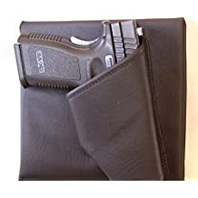 "DETONICS COMBAT MASTER Purse Holster BLACK RH 4"" Creative Conceal Carry Backpack"