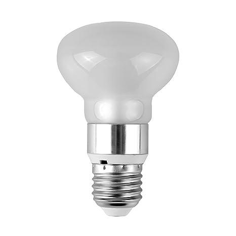 Juego de 3 bombillas de LED. E-27,, reflector esmerilado, diámetro ...