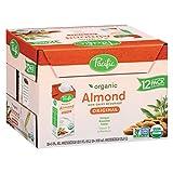 Pacific Natural Foods Almond Original - Non Dairy - 8 Fl oz.