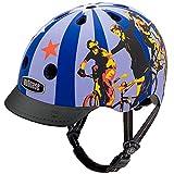 Nutcase - Patterned Street Bike Helmet for Adults, Artist Edition, Freakalicious Matte, Medium