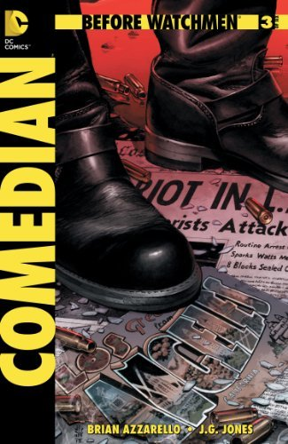 Download Before Watchmen Comedian #3 pdf