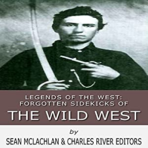 Legends of the West Audiobook