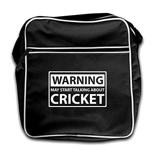 A Críquet Negro Advertencia Puede bolso Vuelo De Empezar Negro Hablar Retro xqgEXgw